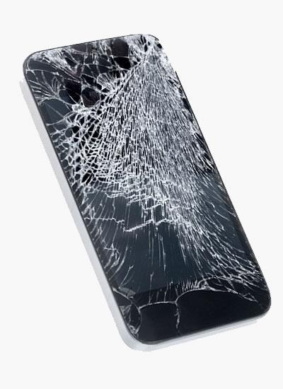 reparation af ipad og iphone mobiltelefon