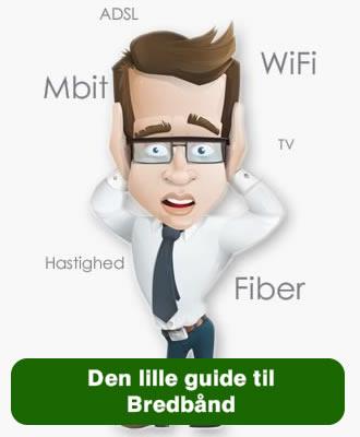 Kan jeg få internet?