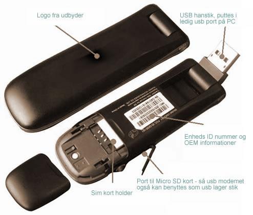 trådløst mobilt internet